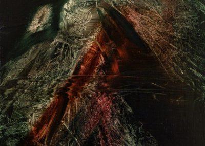 Ethereal.Oil.33x44cm. Frame 48x59cm.£1200