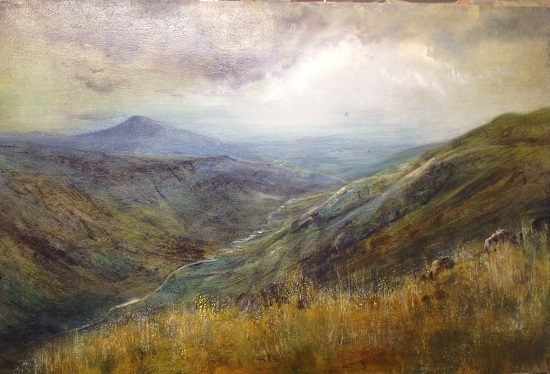 High Cup Nick & Mallerstang Paintings
